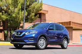 nissan rogue vs toyota rav4 2017 blue is the new green hybrid crossover comparison u2013 nissan rogue