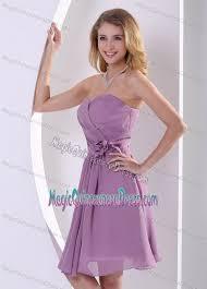 light purple short dress fast shipping chiffon light purple short dresses for damas under 100
