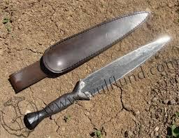 forged knives hand made viking celtic knives wulflund com