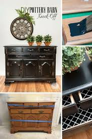 diy pottery barn knock off salvaged inspirations