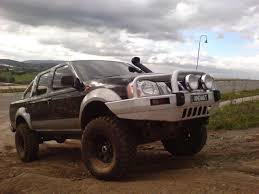 nissan frontier lift kit nissan navara d22 caloffroad 3