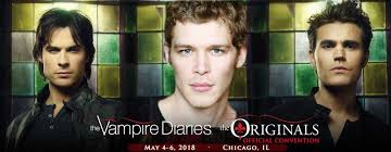 creation entertainment u0027s the vampire diaries official convention