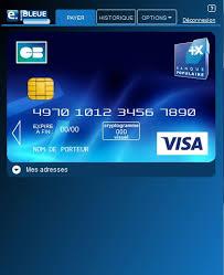 banque populaire loire et lyonnais si e service e carte bleue