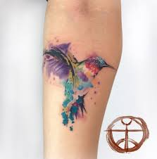 60 most amazing watercolor tattoo design ideas