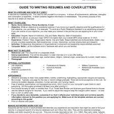 financial advisors job description resume objective for