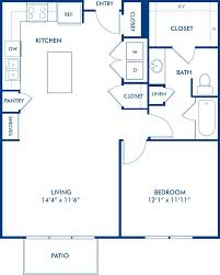 1 2 3 bedroom apartments in dallas tx camden henderson blueprint of c floor plan 1 bedroom and 1 bathroom at camden henderson apartments in