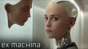 ex machina 2015 a turing test between humanity and artificial