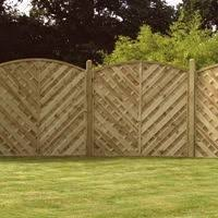 Rustic Trellis Panels Fencing Materials Country Supplies
