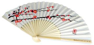 asian fan cherry blossom asian bamboo fan hansonellis