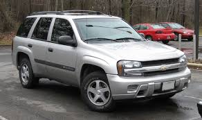 2005 chevrolet trailblazer ext vin 1gnet16s556188232