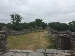 castles of wales u2013 dolforwyn castle powys the fat tourist