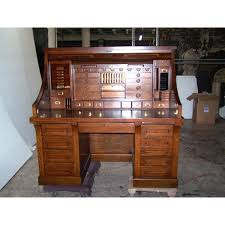 Antique Office Furniture For Sale by I Have Always Wanted A Roll Top Desk With All The Drawers And