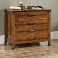 wood filing cabinets you ll