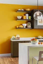peinture cuisine jaune tendances couleurs 2015 la palette jaune des peintures cil