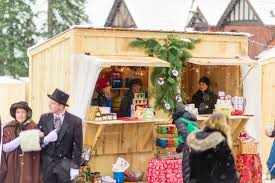 duluth winter village 2017 perfect duluth day