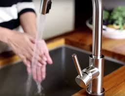 Brizo Kitchen Faucet Reviews by Solna Smarttouch Faucet By Brizo Gadget Flow