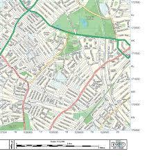 London On Map London Xyz Citymap London South West Wall Map Xyz Maps