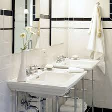116 best black u0026 white bathrooms images on pinterest room