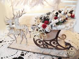 come check out my fabulous christmas sleigh video tutorial