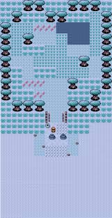 safari zone map pokémon gold and silver maps the cutting room floor