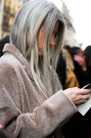 silver hair with low lights hair streaks 16 trendy yet classy styles for 2017