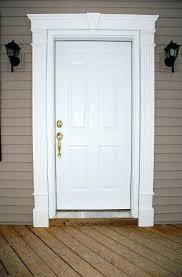 Exterior Door Casing Replacement Excellent Exterior Door Casing Replacement Single Rabbet Composite