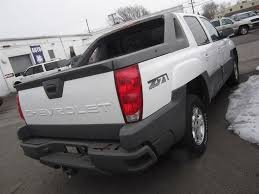 2002 used chevrolet avalanche 4x4 z71 5 3l v8 at contact us