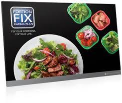 the portion fix eating plan u2013 portion control system u2013 beachbody com