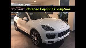 porsche cayenne hybrid reviews review completo porsche cayenne s e hybrid