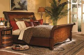 aspen home bedroom furniture aspen home napa sleigh bed brown bedroom furniture aspenhome