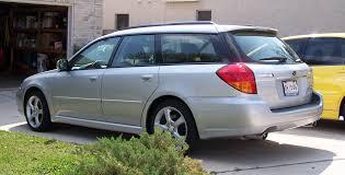 subaru awd wagon 2006 subaru legacy gt wagon