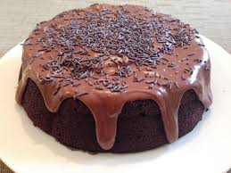 low er sugar chocolate u0026 cognac cake bakearama