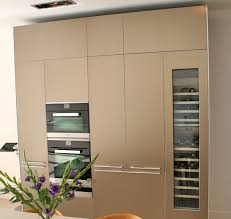 miele wine fridge home appliances decoration would like this bulthaup sand beige aluminium finish with gaggenau wine cabinet and big fridge freezer miele appliances