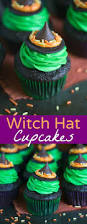 witch hat cupcakes recipe easy halloween witches and