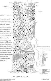 english plantations on the st johns river