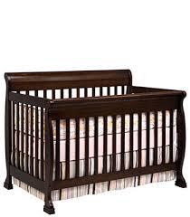 Espresso Convertible Crib Davinci Kalani 4 In 1 Crib With Toddler Rail Espresso Davinci