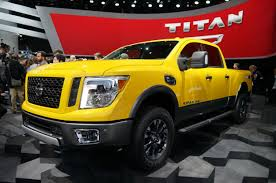 nissan truck 2016 cummins powered nissan titan its official