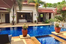 sai taan 4 bedroom private pool villa for rent idealtropical com