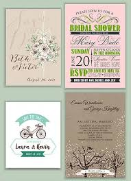 Bridal Invitations Custom Wedding Invitations Willow Springs Bicycle Paper Designs