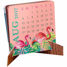 small desk calendar 2017 paper source mini accordion calendar 2017 9 best desk calendars
