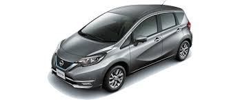 tomica nissan march new note compact hatchback nissan