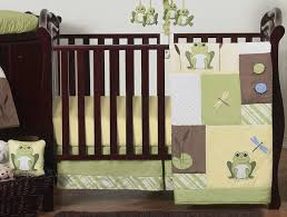 Frog Baby Bedding Crib Sets Sweet Jojo Designs Leap Frog Collection 11piece Crib Bedding Set