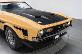 ford mustang 351 1971 ford mustang rk motors