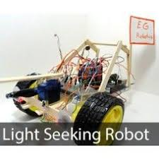 Seeking Robot Ldr Robot 15 Steps With Pictures