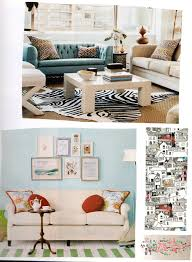 teal sofa mismatched with beige sofa for the home pinterest