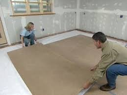 paint best solution to protect the floor while painting the
