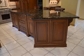 Custom Kitchen Island Designs by Kitchen Island Swag Custom Kitchen Islands Glorious Trio