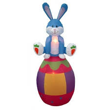 Easter Bunny Lawn Decorations by Easter Yard Decorations Holly Jolly Holidays