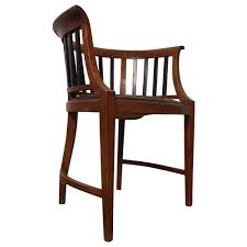 Antique Wood Chair Furniture Antique Interior Chair Design With Cozy Spindle Chair