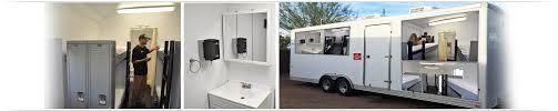 mobile sleeper trailers